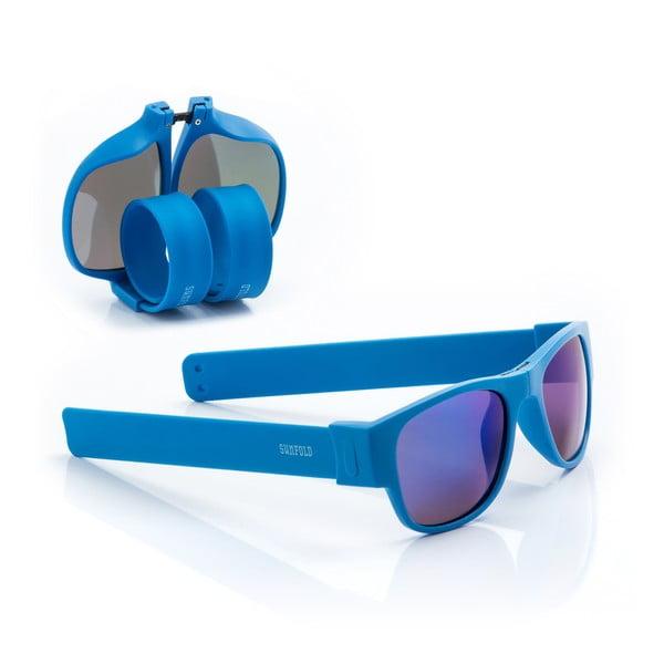 Ochelari de soare pliabili InnovaGoods Sunfold ES5, albastru