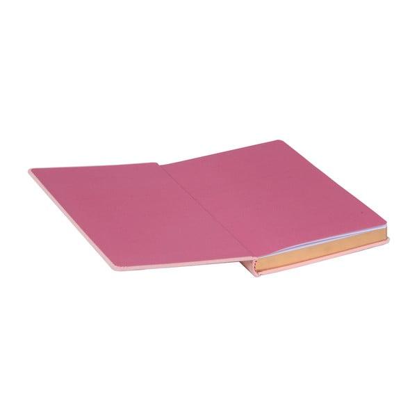 Růžový zápisník Tri-Coastal Design Awesome Words