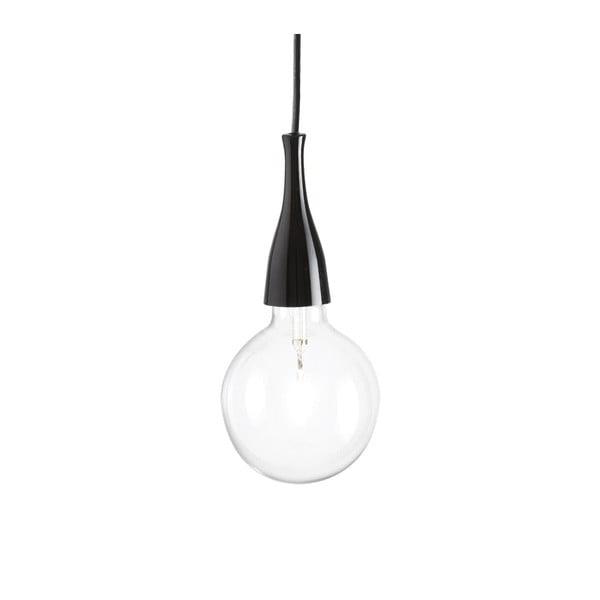 Černé závěsné svítidlo Evergreen Lights Melda