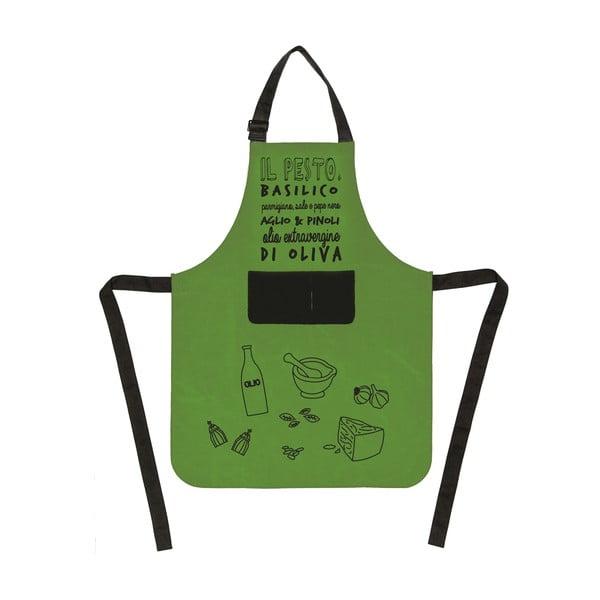 Kuchyňská zástěra Pesto