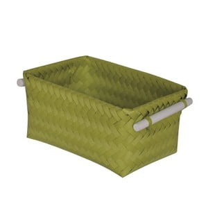 Košík Panier Lime, 20x14 cm