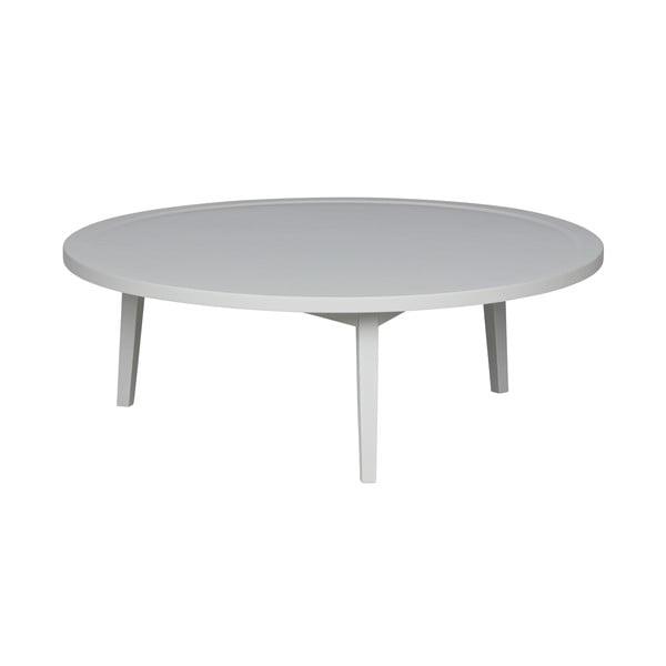 Šedý konferenční stolek vtwonen Sprokkeltafel, ⌀100cm