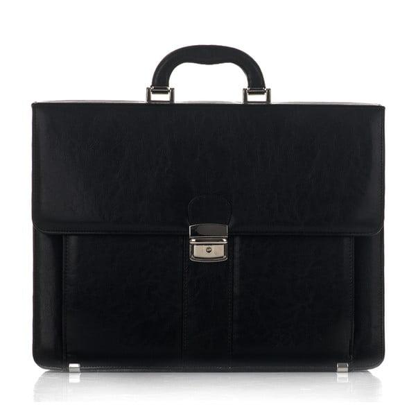 Pánská taška Solier S22, černá