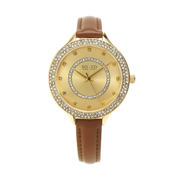 Dámské hodinky So&Co New York GP16032