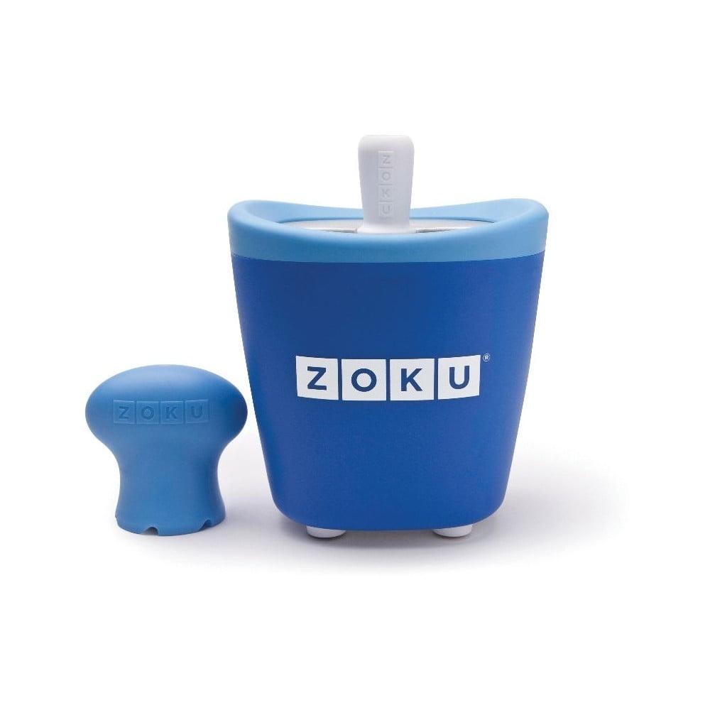 Modrá forma na nanuk ZOKU Popsicle