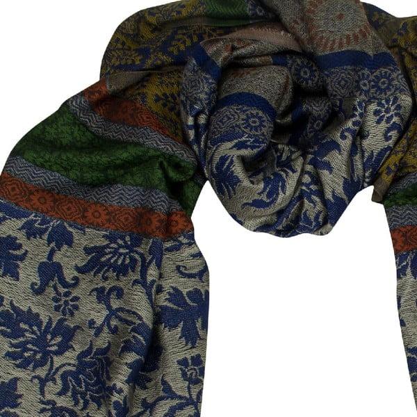 Šátek Shirin Sehan Jenny Blue