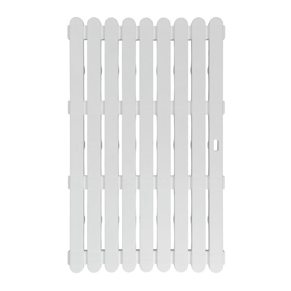 Fehér kültérre is alkalmas kilépő, 80 x 50 cm - Wenko