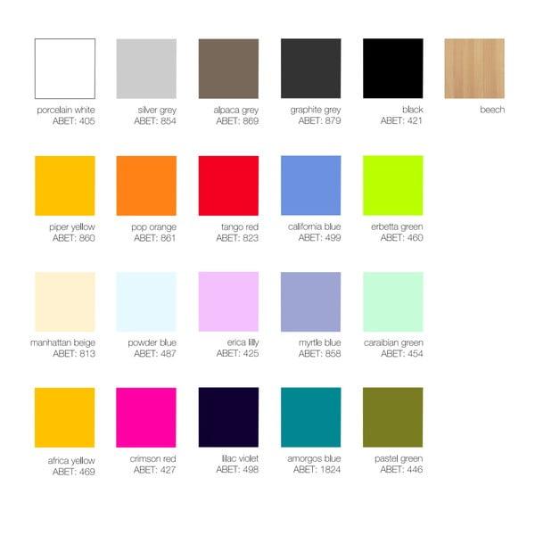 Stolek Candy 90x60x50 cm, obdélník (různé barvy)