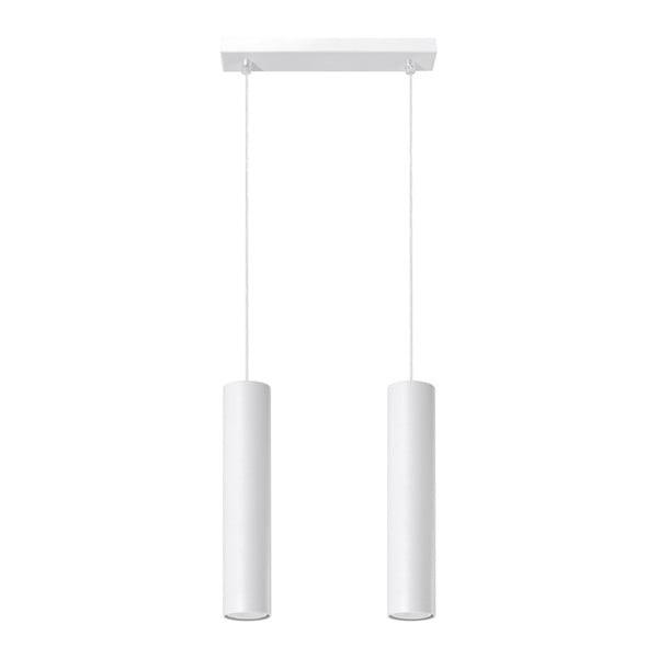Bílé stropní svítidlo Nice Lamps Castro 2