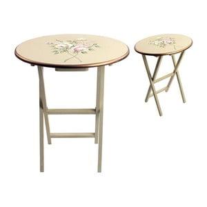 Skládací stolek Roses