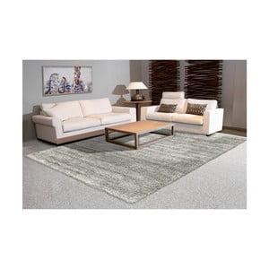 Šedý koberec Arte Espina Grace Shaggy, 60x110cm