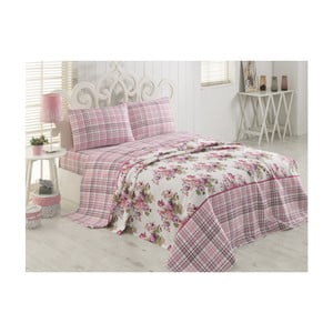 Cuvertură subțire pentru pat Marta Pink, 200 x 230 cm