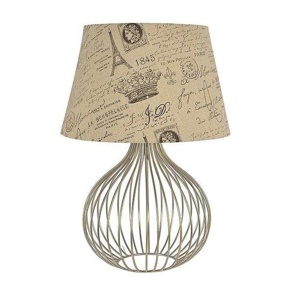 Stolní lampa Paris Mon Amour