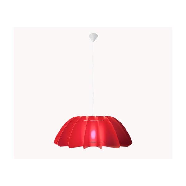 Závěsné svítidlo Primrose red/classic