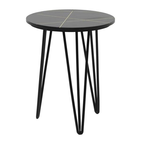 Odkládací stolek mramorovou deskou Fuhrhome Turin