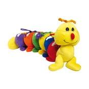 Plyšová didaktická hračka Legler Millipede