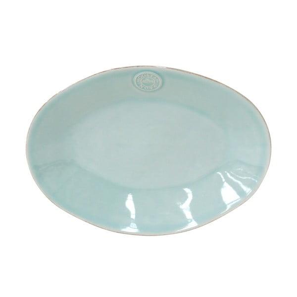 Platou oval din ceramică Costa Nova, lungime 30 cm