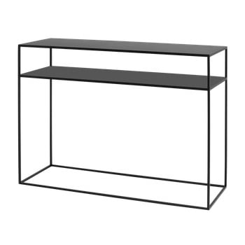 Consolă Custom Form Tensio, lungime 100 cm, negru imagine