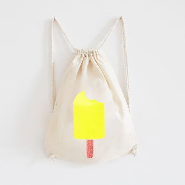 Plátěný batoh Eis
