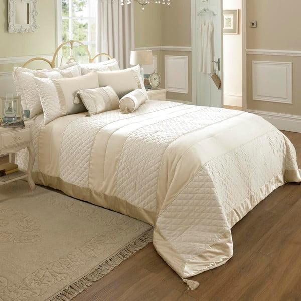 Přehoz přes postel Classique Cream, 240x260 cm