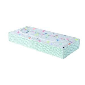 Cutie depozitoare textile Compactor, lungime 137 cm, verde