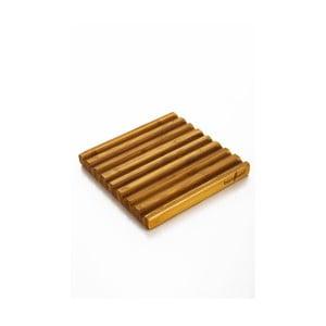 Bambusová podložka pod horké nádoby Bambum Pita