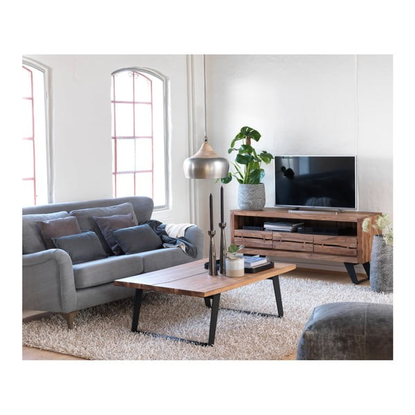 Televizní stolek ze dřeva sheesham Canett Oshawa