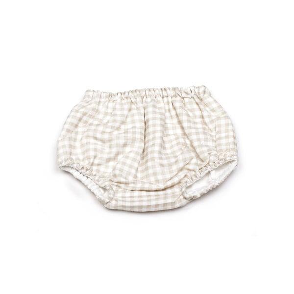Oboustranné kalhotky na plenky Vichy Diaper, od 18 do 24 měsíců