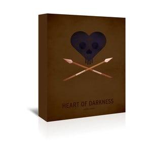 Obraz na plátně Heart of Darkness od Christiana Jacksona