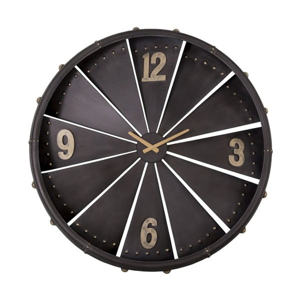 Nástěnné hodiny Antic Line Reacteur, ⌀ 80 cm