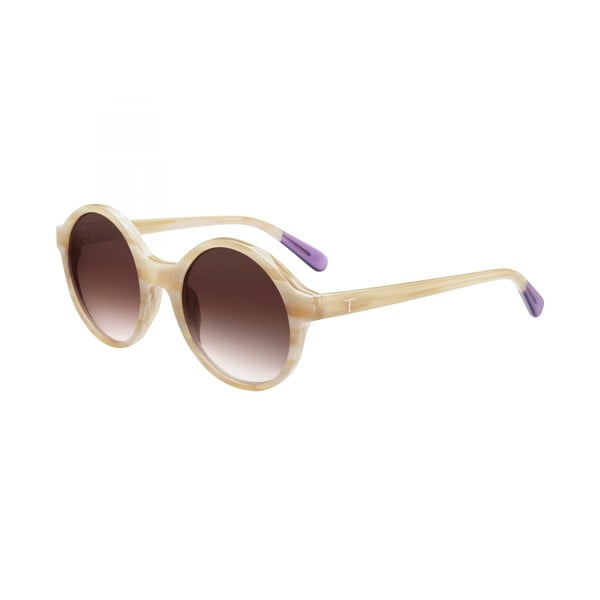 Dámské sluneční brýle s želvovinovými obroučkami Triwa Ivory Debbie