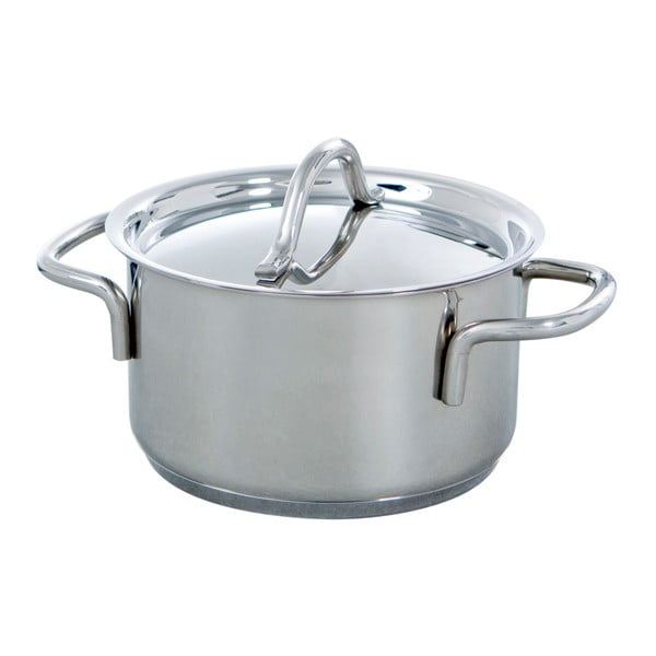 Nerezový hrnec BK Cookware Profiline, 14 cm