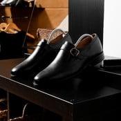 Set 2 șanuri din lemn pentru pantofi Compactor Cedar Tree, mărime 44/46