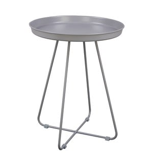 Šedý odkládací stolek Nørdifra Tray Coffee