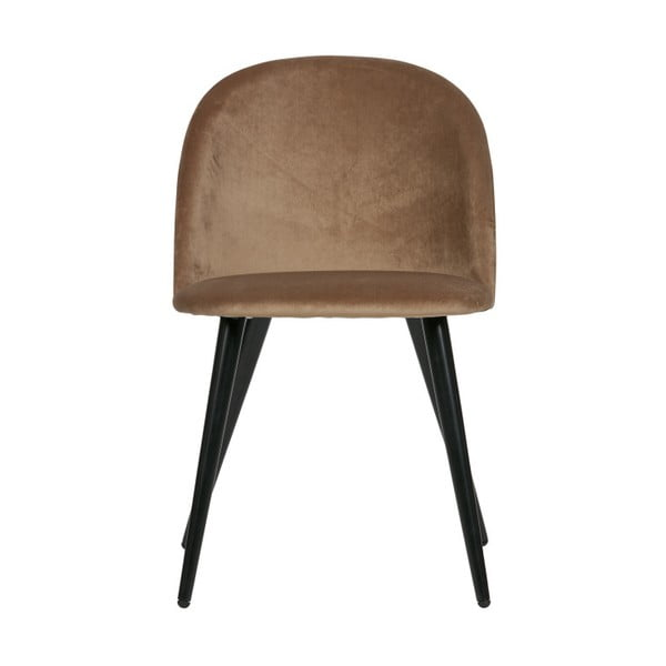 Set 2 scaune WOOOD Fay, maro