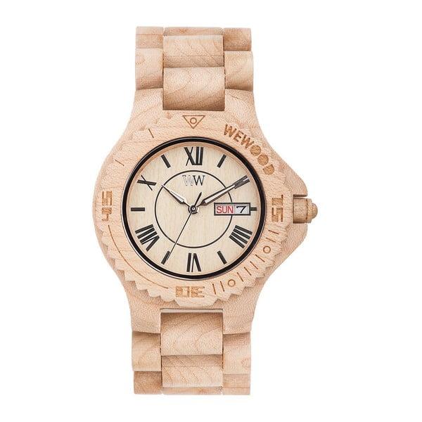 Dřevěné hodinky Roman Beige