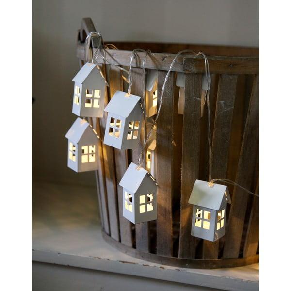 Osvětlení Metal Houses