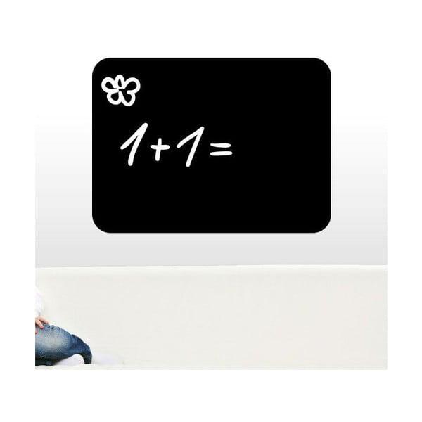 Samolepka Classical blackboard, 75x55 cm