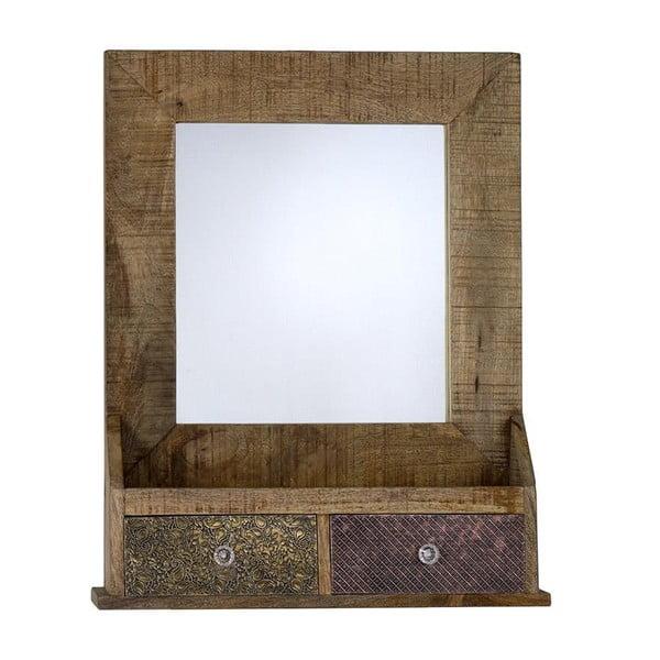 Nástěnné zrcadlo Alex, 60x80 cm