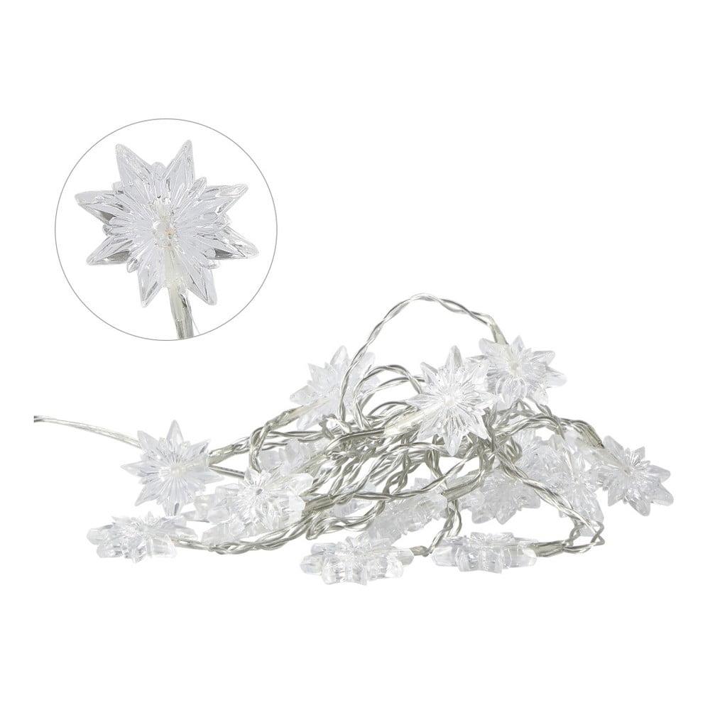 Světelný LED řetěz Villa Collection Crystal, 20 světýlek