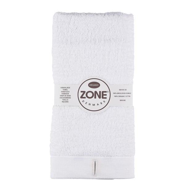 Ručník White Organic, 100x50 cm