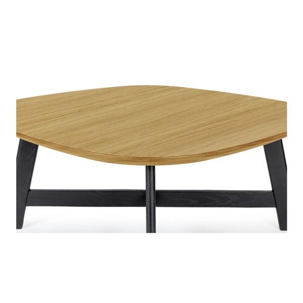 Konferenční stolek s deskou z dubového dřeva Askala Keeni, délka80cm