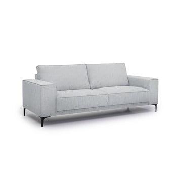 Canapea cu 3 locuri Softnord Copengahen gri nisip