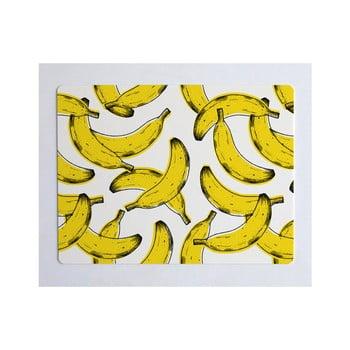 Suport pentru farfurie Really Nice Things Banana, 55 x 35 cm imagine