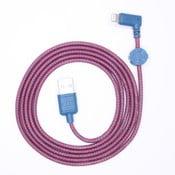 Nabíjecí kabel Lightning pro iPhone 5 a iPhone 6 Wooke Urban,1,5 m