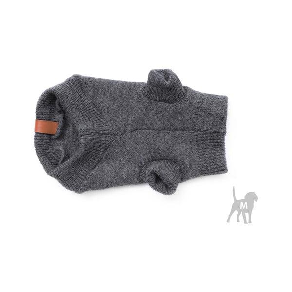 Pulover pentru câini Marendog Trip, mărime M, gri
