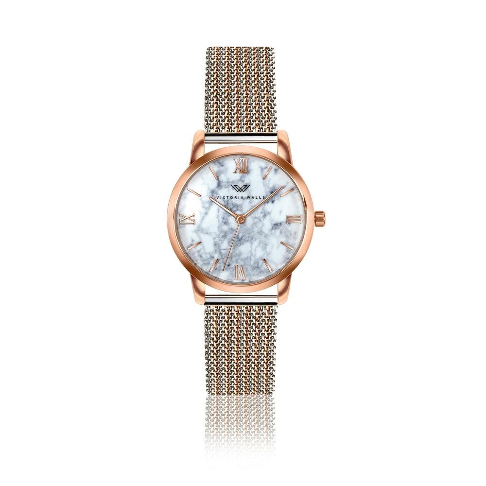 Dámské hodinky s páskem z nerezové oceli Victoria Walls Mia