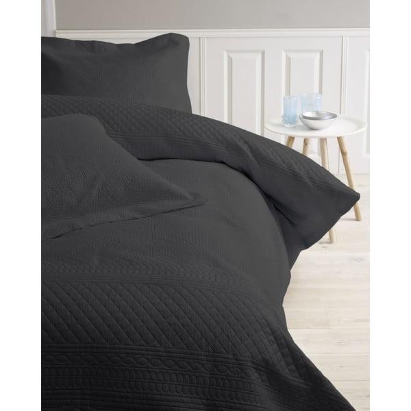 Přehoz přes dvoulůžko se dvěma povlaky na polštář Sleeptime Charlene,260x250cm