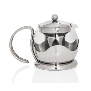 Nerezová čajová konvice se sítkem Sabichi Infuser,750ml