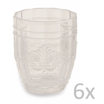 Set 6 pahare pentru apă Villa dEste Bicchiere Syrah